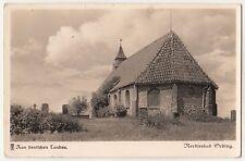 Ak Nordseebad Ording Kirche Aus deutschen Landen um 1935 !