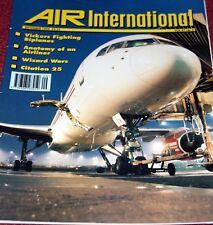 Air International 1994 September Cessna Citation,Ilyushin IL-76,Vickers FB5