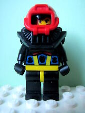LEGO Minifig aqu006a @@ Aquashark 1 with Black Flippers 6155 6190