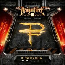DragonForce - Repowered Within - New CD Album - Pre Order 4th May