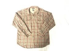 Columbia Grt Shirt Mens Sz Large Button Down Long Sleeve