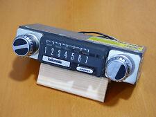 CLASSIC CAR AUDIO RADIOMOBILE 75/12 REFURBISH (Autoradio) KLASSIK CAR AUDIO