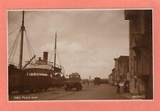 More details for  poole quay steamship railway lorry coast lines ltd rp pc unused judges  ag569
