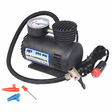 NEW MINI 250 PSI 12 VOLT AIR COMPRESSOR FOR CAR TYRE PUMP