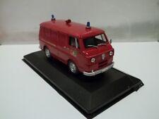 cp/43 alfa romeo f12 furgone dei vigili del fuoco sc1/43