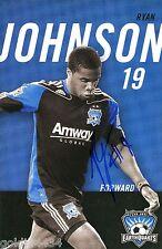 2016 Topps MLS Blue Parallel #105 Quincy Amarikwa San Jose //99