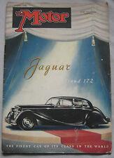 Motor 21/9/1949 featuring AC, Frazer Nash, Jensen, Austin, Armstrong Siddeley