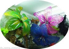 Da NeeNa H0582 Cabaret Pageant Showgirl Drag Giagantic Flower Headdress