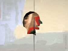MARIO STRACK  - Society 2 limitiert Grafik Original handsigniert Druck Bilder