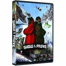 Show and Prove (DVD) - Snowboarding Video