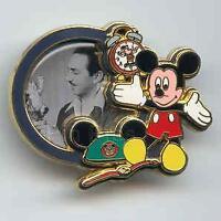 Disney WDW Walt's Photo Legacy #4 3D Mickey Mouse Pin