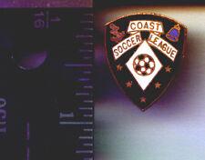 Coast Soccer League Lapel Pin