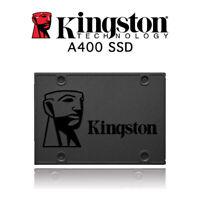 """Kingston 120GB 240GB 480GB SSD 2.5"""" SATA III Festplatten Solid State Drive SA400"""