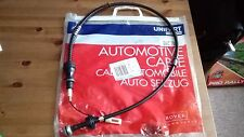 Clutch cable Austin Rover Montego saloon 1.6 HL petrol 1984-1994
