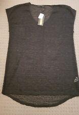 rusty pina colada black tunic size 12