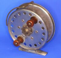 "Vintage Grice & Young Seajecta Mark III c1950 4½"" salt water reel [20891]"