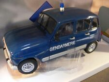 1/18 Solido Renault 4 Gendarmerie