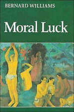 NEW Moral Luck by Bernard Williams