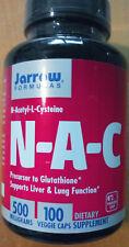 Jarrow Formulas N-Acetyl-L-Cysteine