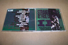 CD - STRAIGHT EDGE AS FUCK COMPILATION II -  ABHINANDA - REFUSED - SAIDIWAS - NM