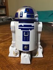 2008 R2D2 Robot withOUT remote. Star Wars collectible item!