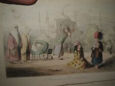 1846 A JOURNEY FROM CORNHILL TO GRAND CAIRO CONSTANTINOPLE JERUSALEM ATHENS