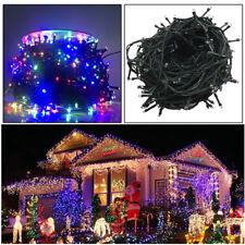 Weihnachtsbeleuchtung Bunt.Weihnachtsbeleuchtung Garten Günstig Kaufen Ebay
