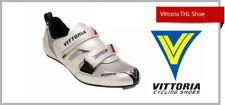 Vittoria THL Triathlon Chaussures pour le cyclisme, Carbone Semelles, Taille 12.5 UK/47 EU