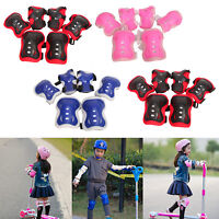 Elbow Wrist Knee Pads Sport Safety Protective Gear Guard for Kids