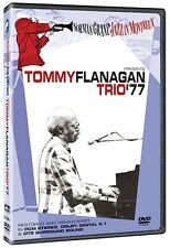 Norman Granz Jazz in Montreux PreSenTs ToMMy FlaNagaN TriO '77 BRaND NeW DVD 5.1