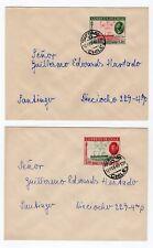 CHILE 1940 Isla de Pascua Easter Island Ile de Paque Occupation single