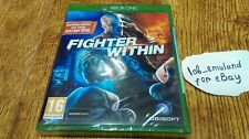 Fighter Within for Xbox One *FACTORY SEALED* PAL