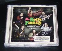 The KELLY Family We Got Love Live Dortmunder Westfalenhalle Double CD Neuf & Ovp