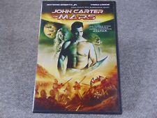 John Carter For Mars Dvd