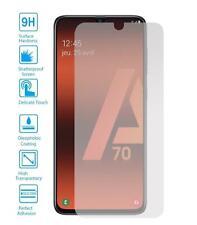 Protector de Pantalla Cristal Templado Vidrio 9H para Samsung Galaxy A70 2019