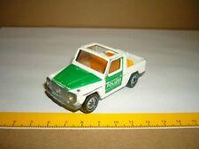 SIKU Mercedes Benz 280 GE Polizei, orange Sitze, 1044