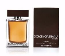 Dolce & Gabbana The One Cologne for Men 100ml EDT Spray