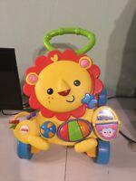 Fisher Price Musical Lion Walker / Baby Walker