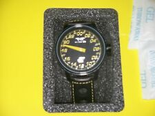 Men's Invicta 17703 S1 Rally Military Time Watch /w Black 3 Slot Case (#254)
