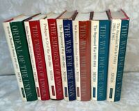 7 of 8 Volume Set of The War for the Union by Allan Nevins 1971 w/ Dust Covers