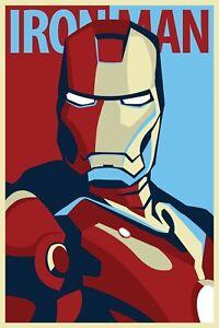 Iron man Poster SKU 41132