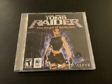 New listing Tomb Raider The Angel Of Darkness Aspyr Mac