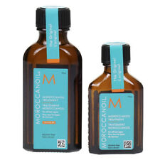 Moroccanoil Moroccan Oil 50ml & 25ml Travel Size Hair Treatment With Argan Oil
