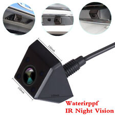 IR Car Rear View Camera Night Vision 170° Wide Angle Back Up Camera Waterproof