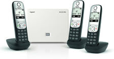Gigaset N510 IP Pro DECT VoIP Base station with 3 x  A690HX Handsets - Inc VAT