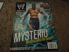 SEPTEMBER 2012 WWE WRESTLING MAGAZINE