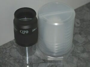 """ORION 2"""" Q70 SWA 38mm Telescope Eyepiece with Bolt case"""