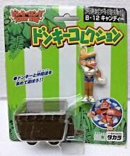 MARIO Super Donkey Kong Donkey Toy Figure Nintendo Takara MOC B-12 Candy
