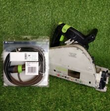Festool TS 55 EBQ tuffo vide-GWO-GRATIS P&P! - 240V