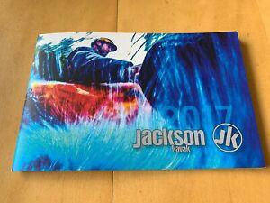 Jackson Kayaks 2017 Outdoor Big Tuna Kraken Coosa Cuda Kilroy Mayfly Catalog